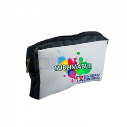 Cartuchera con Fuelle Sublimable Pack x5 Unidades