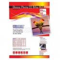 Papel Fotográfico Doble Faz Glossy A4 260gr x 50 Hojas