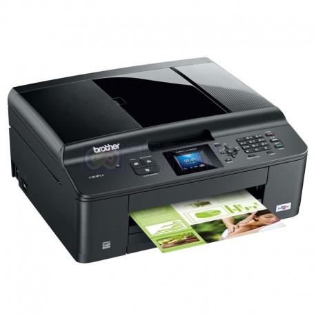 Brother MFC-J430w con sistema continuo y tinta