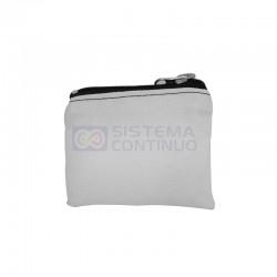 Monedero Cordura Blanca Sublimable Pack x5