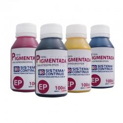 Pigmentada para Epson Premium Negro