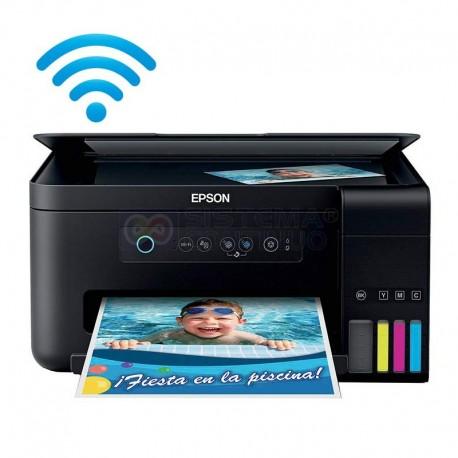 Impresora Epson L4150 Multifuncion Sistema Continuo