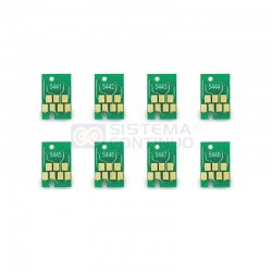 Chip Reseteable Para Plotter Epson 7600 9600 4000
