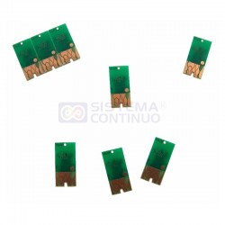 Chip Reseteable Para Plotter Epson 7700 9700 7890 9890