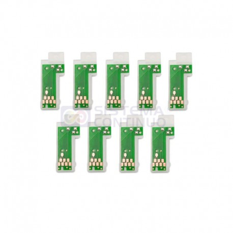 Chip Reseteable Plotter Epson Pro 3880 3800