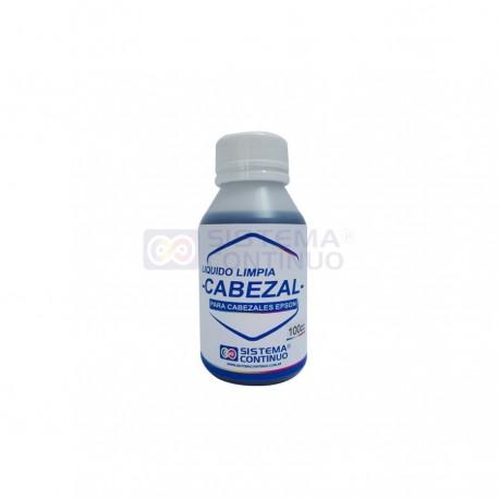 Líquido de Limpieza Cabezal Piezoelecrico Dye
