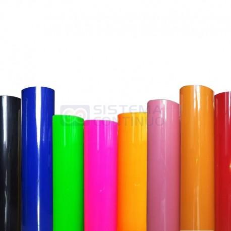Vinilo Termotransferible Varios Colores