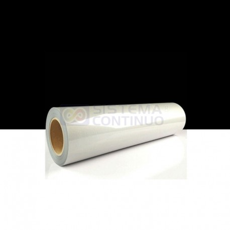 Vinilo Reflectivo Blanco 61cm