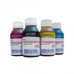 Tinta Alternativa Para Impresoras Epson L3110 L380 L4150