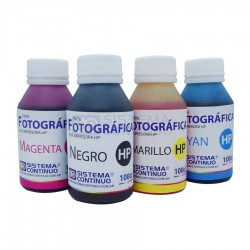 Tinta Fotografica HP Negro