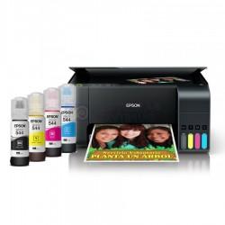 Impresora Epson L3110 Con Sistema Continuo Multifuncion