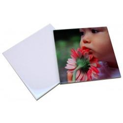 Cerámico Blanco Sublimable 10x10 Importado