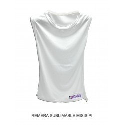 Remera Sublimable Misisipi X 5 Unidades