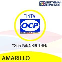 Tinta OCP Y305 DYE Amarillo