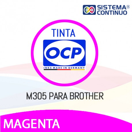 Tinta OCP M305 DYE Magenta