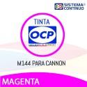 Tinta OCP M144 Magenta para Canon