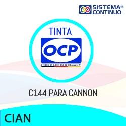 Tinta OCP C144 Cian para Canon