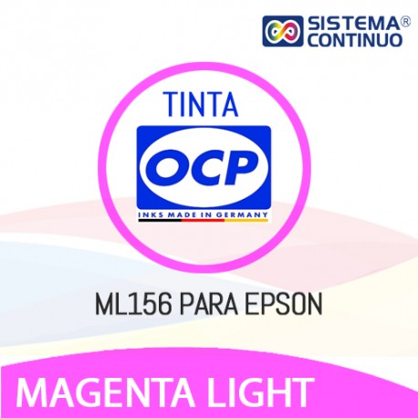 Tinta Ocp Dye ML156 Magenta Light para Epson