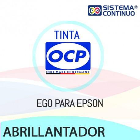 Tinta OCP EGO Abrillantador para Epson