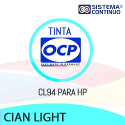 Tinta OCP Dye CL94 Cian Light para HP