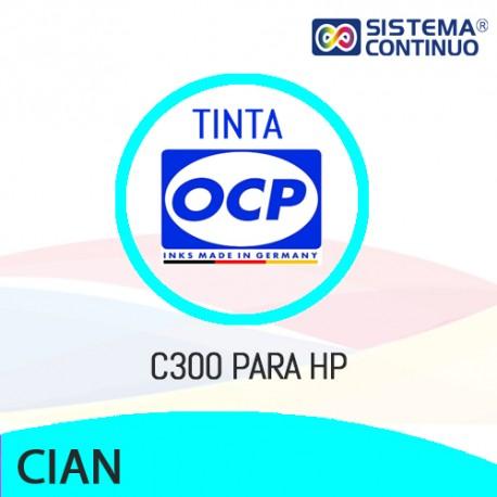 Tinta OCP C300 Cian