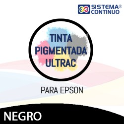 Tinta Pigmentada Ultrac Para Epson Negro / Amarilo / Magenta / Cian